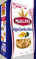 elbows-ridged-jumbo 100% Semolina