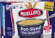 pot-sized-thin-spaghetti 100% Semolina