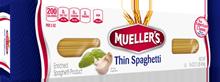 spaghetti-thin 100% Semolina