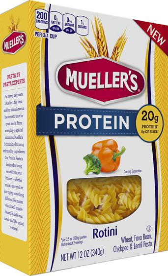 Protein-Rotini Protein