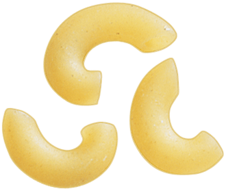 Elbow-Macaroni-1 Shapes Encyclopedia