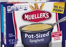 pot-sized-spaghetti 100% Semolina