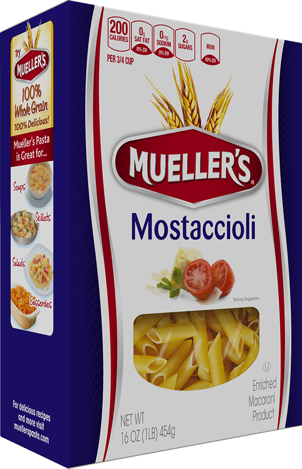 746260_86475_B_3D_c 100% Semolina Mostaccioli