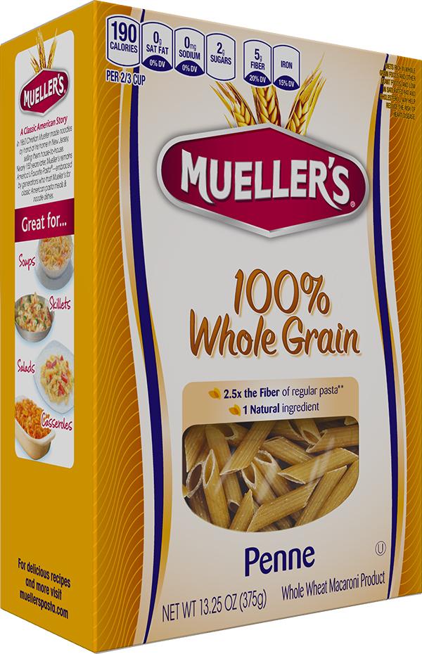 746262_86514_C_3D_c 100% Whole Grain Penne