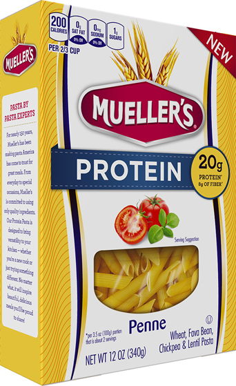 Protein-Penne Protein