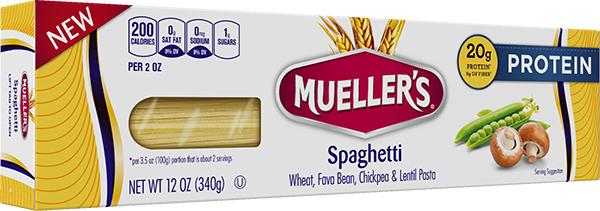 Protein-Spaghetti Protein