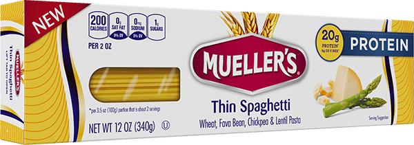 Protein-Thin-Spaghetti Protein