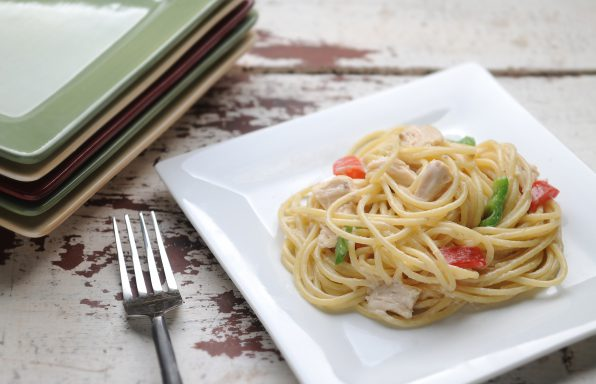 Chicken-Tetrazzini-HR-596x384 Recipes