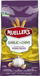 Muellers-GarlicChive Garlic & Chive Penne