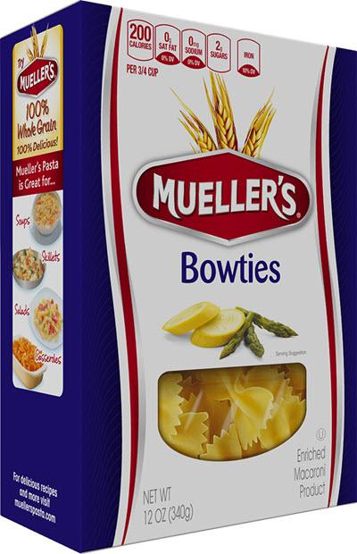 Bowties 100% Semolina Bowties