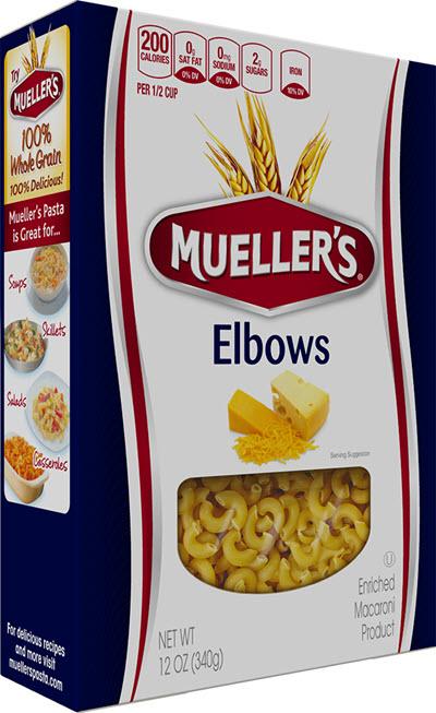 Elbows 100% Semolina Elbows