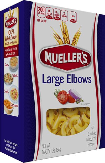 Large-Elbows 100% Semolina Large Elbows