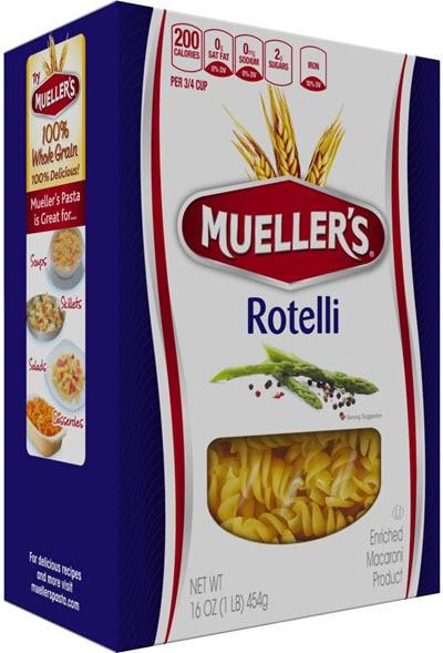 Rotelli 100% Semolina Rotelli