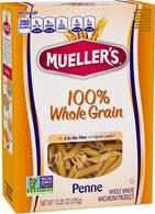 WG-Penne-195h 100% Whole Grain