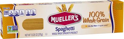 WG-Spaghetti-410w 100% Whole Grain Spaghetti